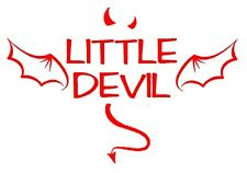 Little Devil Sticker Decal for Car 4wd Ute Laptop
