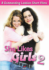She Likes Girls 2, DVD, Gina Galicia, Fylicia Renee King, Jossie Thacker, Ruth R