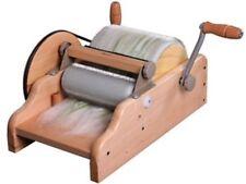 """DRUM CARDER 8"""" ASHFORD NZ SUPERFINE for spinning felting carding blending fibres"""