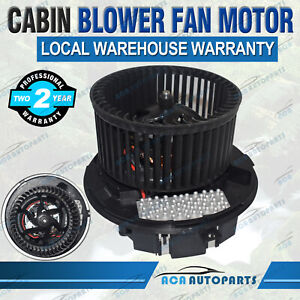 A/C Heater Blower Fan Motor for Audi A3 TT Skoda Octavia for VW Golf Passat EOS