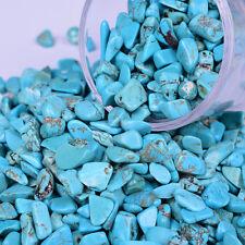 1/2lb turquoise green SMALL Gravel Bulk Tumbled Stones Crystal Healing Reiki s48