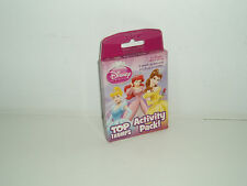 """Disney """"Princess"""" Top Trumps  Activity Pack by Winning Moves. New. 2010."""