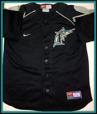 c409015ec95 VINTAGE FLORIDA MARLINS NIKE KIDS SIZE 7 EMBROIDERED JERSEY FREE SHIPPING