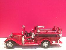 MATCHBOX MODELS OF YESTERYEAR FORD AA OPEN CAB FIRE ENGINE 1/43 NEUF BOITE A8