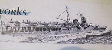 Yankee Model Works Resin Kit-1/350 Ykm 35070 Ijn Heavy Cruise Mokami 1944 (Ca)