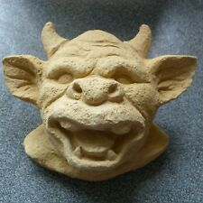 Gargoyle mould latex garden ornament mould, craft mould, mold, Gothic
