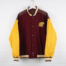 Vintage Steve & Barry's Central American College Jacket Size Mens Large /R39004