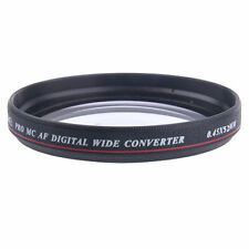 ZOMEI Ultra Slim Thin 52mm 0.45x Wide Angle Filter Lens for DSLR Camera