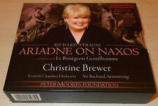R STRAUSS-ARIADNE ON NAXOS-UK 2xCD 2010-ARMSTRONG-CHRISTINE BREWER-STEPHEN FRY