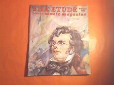 The Etude, Music Magazine Novembre 1947 (Ambu 251)