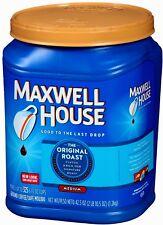 Maxwell House Ground Coffee Original Roast Blend 48 Oz Arabica   (42.5 Oz.)