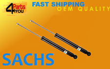 2x SACHS REAR Shock Absorbers DAMPERS BMW E46 TOURING COMPACT