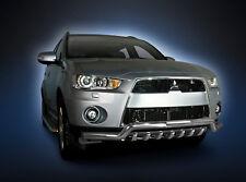 Mitsubishi Outlander 2010-12 Edelstahl Frontbügel Frontschutzbügel ABE - Grill