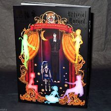 BLACK BUTLER KURO SHITSUJI - NOAHS ART CIRCUS - OFFICIAL ANIME ARTBOOK NEW
