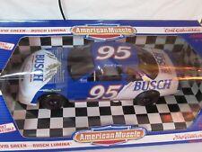 (RARE) BUSCH BEER 1/18 NASCAR DIECAST COLLECTIBLE LTD 1/1500