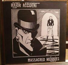 Major Accident – Massacred Melodies Lp Re 2015 Sealed Radiation RRS17 Lim. 500