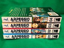 Ark Performance - Arpeggio of Blue Steel Volumes 1-4