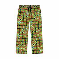 Men's Muppets Kermit the Frog Printed Lounge Pants Pyjama Bottoms - Nightwear