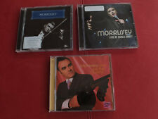 3 x Cd Morrissey - You Are The Quarry / Ringleader Of the Tormentors / Live at