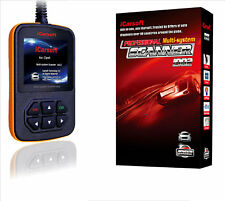 i902 OBD2 Tiefen Diagnose Tool passt bei Opel Grandland ABS, Airbag…
