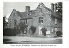 1959 Holly Lodge At Leighton Buzzard, Threatened With Demolition