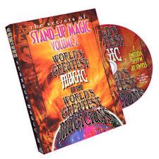 Stand-Up Magic - Volume 2 (World's Greatest Magic)