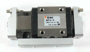 SMC MXP12-15 Präzisions-Schlitteneinheit | 0.15 - 0.7 MPa