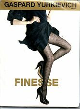 NEUF COLLANT GASPARD YURKIEVICH by GERBE  FINESSE SO PETROLE TAILLE 3 TIGHTS