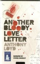 Anthony Loyd - Another Bloody Love Letter (Playaway MP3 A/Book 2008) FREE UK P&P