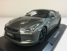 Norev Nissan GT-R 35 2008 Dark Grey Metallic 1/18 188053 5