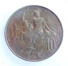 DUPUIS 10 centimes 1916