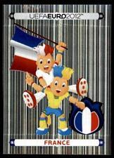 Panini Euro 2012 - Official Mascot - France No. 455