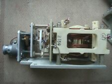 INDUCTOR VARIABLE INDUCTANCE, VARIOMETER WITH DRIVING MOTOR, Military