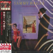 SAMMY HAGAR - Standing Hampton - Japan Jewel Case - UICY-78627 CD  4988031268575