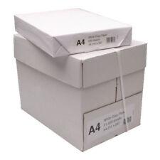 Carta A4 80 grammi Ultra bianca Stampante fotocopie 5 risme da 500 fogli