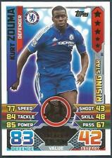 TOPPS MATCH ATTAX 2015-16- #RS04-CHELSEA-RISING STAR-KURT ZOUMA