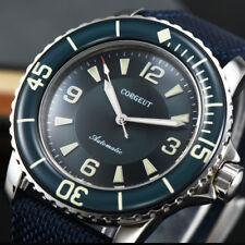 45mm CORGEUT GREEN miyota super luminous 8215 Mechanical Automatic Mens Watch