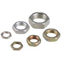 Hexagon Half/Lock/Thin Nuts Fine Pitch Thread M7 M8 M9 M10 M12 M14 M16