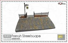 Flyhawk 1/72 FH-3013 French Streetsoape (WWII Military Diorama)