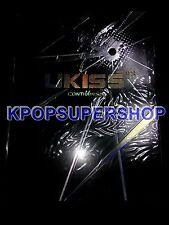 U-Kiss 3rd Mini Album Conti Ukiss CD New Sealed Ultra RARE KPOP UKISS U Kiss