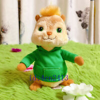 Original Theodore Plush Doll Toy Alvin and the Chipmunks 17cm Kid Gift