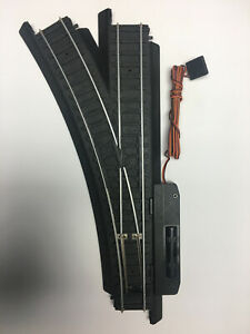 Life-Like HO SCALE Power Loc LEFT HAND Remote Switch Train Track. #583208