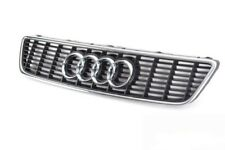 New Genuine AUDI A3 S3 97-03 Front Center Grill Assembly Black 8L98536513FZ OEM