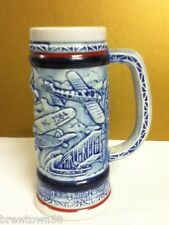 Avon beer drink stein steins #173425 made in Brazil Ceramarte 1982 YB7