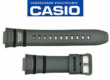 Casio Watch Band GENUINE AE-2000W AE-2100W WV-200A WV-200E WV-200U BLACK Rubber