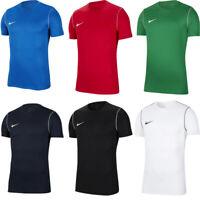 Nike Mens T Shirts T-Shirt TShirt Football Jerseys Park 20 Tee Shirt Sports Gym