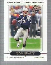 2005 Topps NFL Football Cards Pick From List 1-220