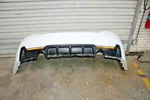 Rear Bumper Cover M Sport White 3-300 OEM BMW F32 F33 F36 435i 440i 14-19