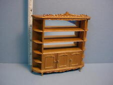 ** Dollhouse Miniature 1 12 Scale Display Cabinet