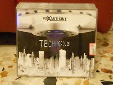 REXANTHONY - TECHNOPOLIS 4 versioni - cd slim case - MOLELLA - 1999